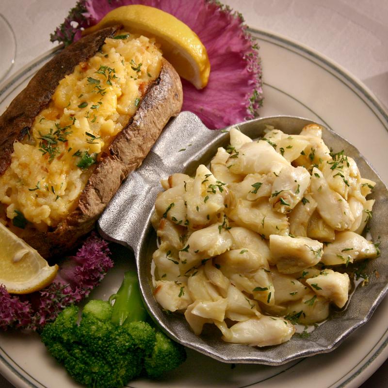 Crab Meat Seafood Restaurant Menu Riverside Inn Little River Inn